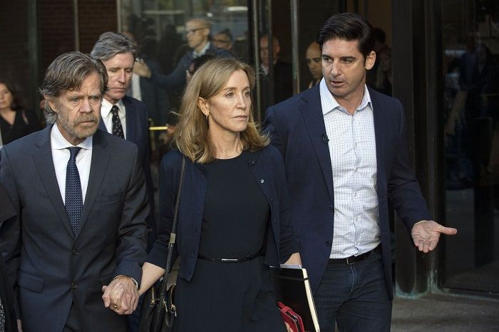 Felicity Huffman College Scandal