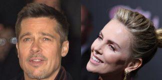 Charlize Theron Finally Clarifies Rumors on Dating Brad Pitt