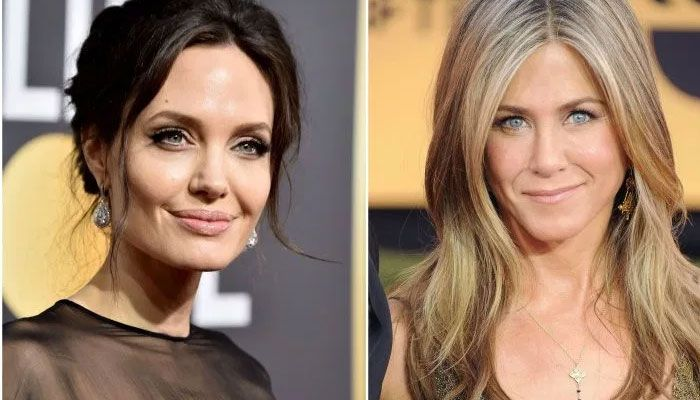 Jennifer Aniston Hates Angelina Jolie