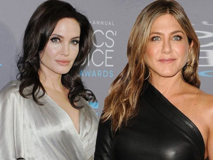 Jennifer Aniston Hates Angelina Jolie for Stealing Brad Pitt