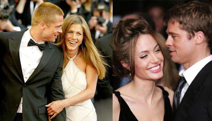 Brad Pitt Wives