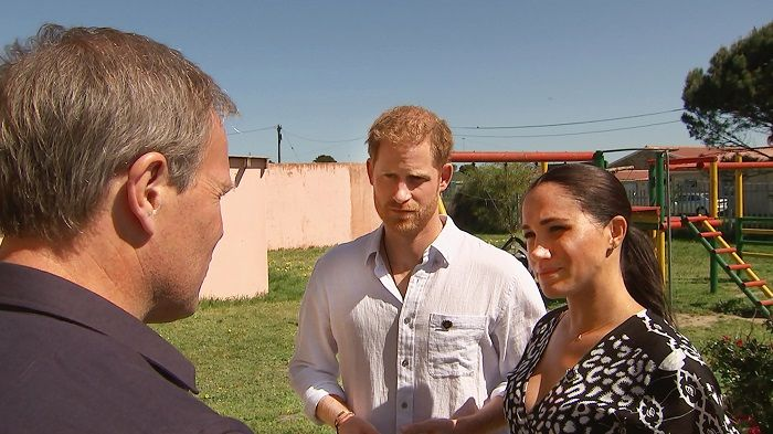 Harry and Meghan: An African Journey.