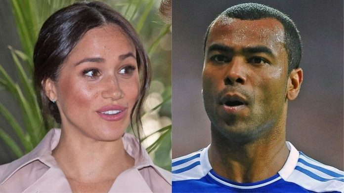 Meghan Markle Claims Soccer Player Ashley Cole Pursued Her