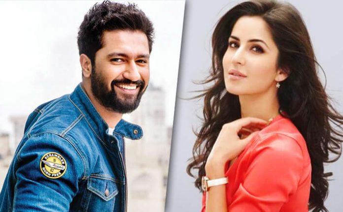 Vicky Kaushal reveals His Secret Relationship with Katrina Kaif