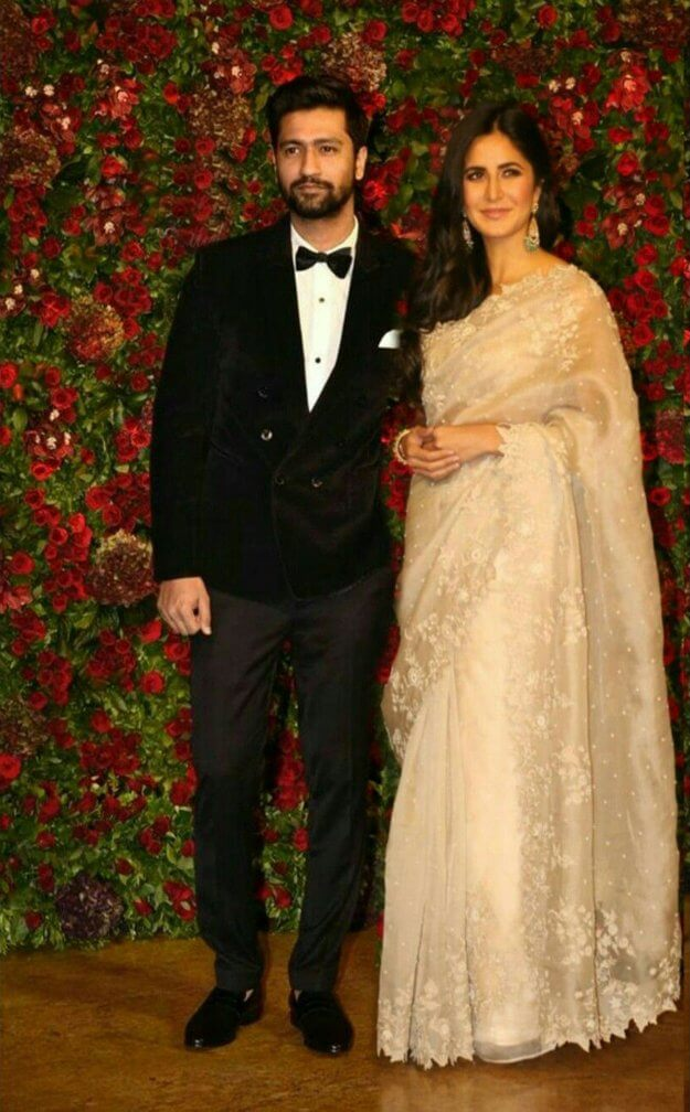 Vicky Kaushal and Katrina Kaif