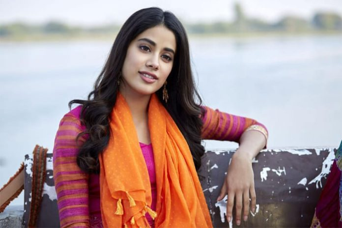Jhanvi Kapoor Lists All Things Quarantine Taught Her