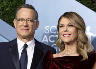 Tom Hanks and His Wife Rita Test Positive for Coronavirus