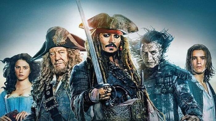Pirates of Caribbean: Dead Men Tell No Tales