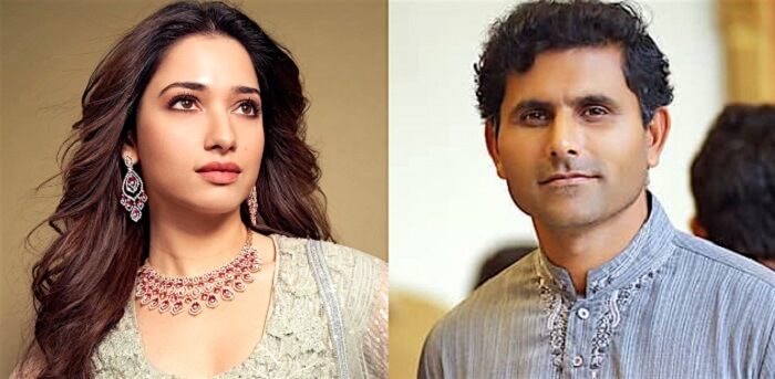 Tamannaah Bhatia Going to Marry a Pakistani Cricketer