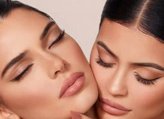 Kylie and Kendall Jenner Half-Nude Pics in New Photo Shoot