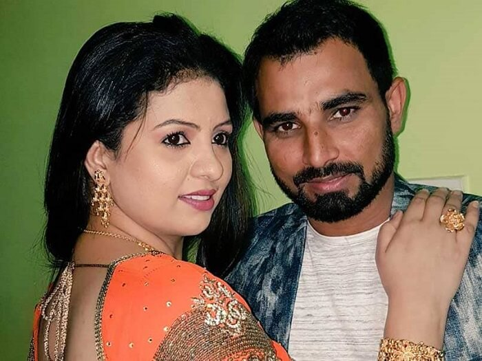 Mohammed Shami's Wife Shares Nudes