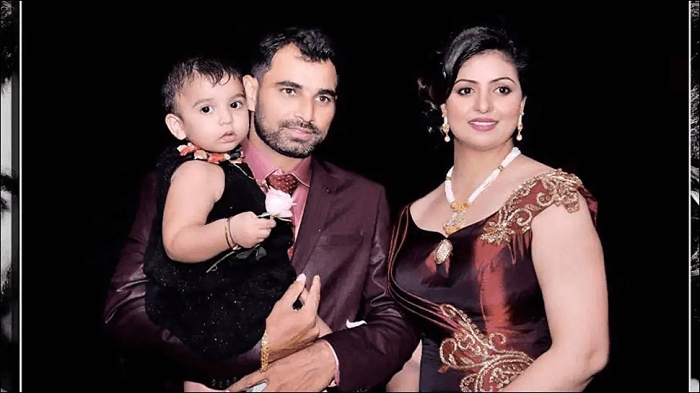 Hasin Jahan shares bold pictures with cricketer