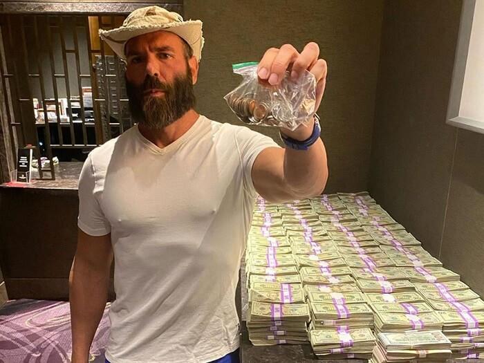 Gambling World of Dan Bilzerian