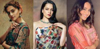 Responses of Taapsee Pannu and Swara Bhasker after Kangana Called Them B-Grade Actresses