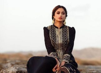 Latest Beautiful Photoshoot of Gorgeous Sajal Ali