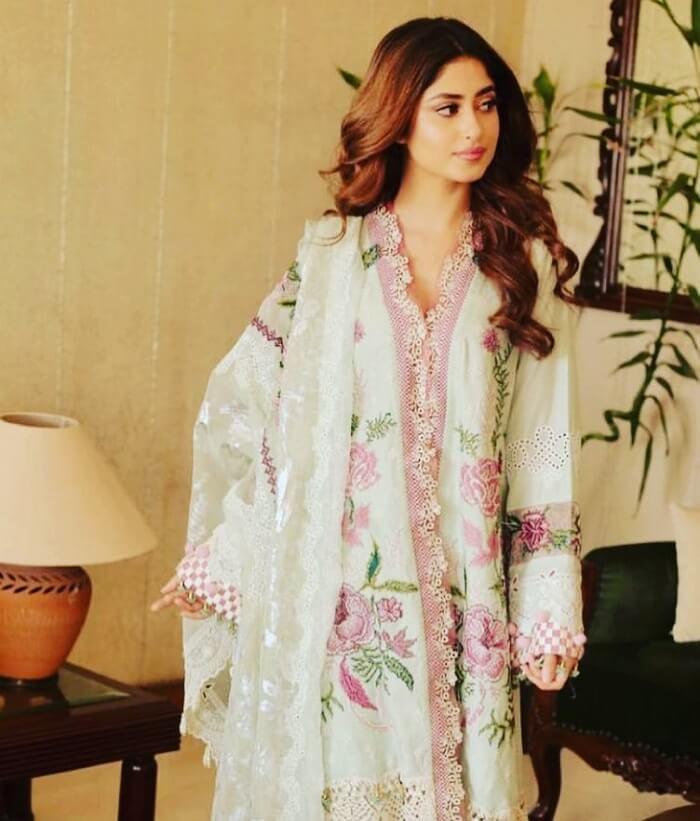 Photoshoot of Sajal Ali