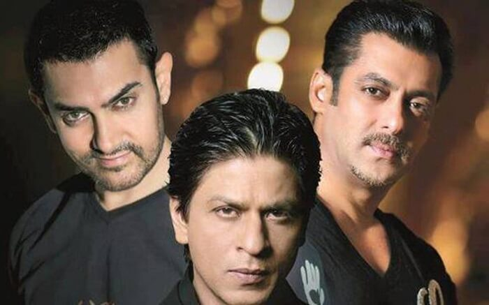 Top Khan of Bollywood