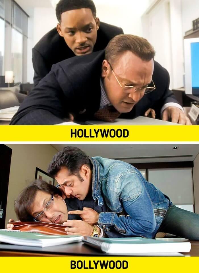 Hitch (2005) vs Partner (2007)
