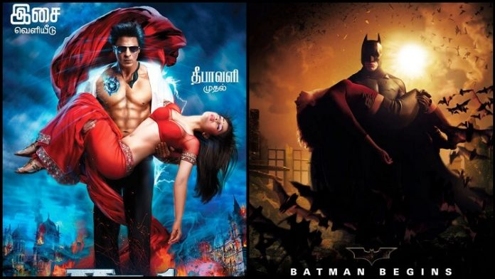 Famous Bollywood Movies Inspired by Hollywood