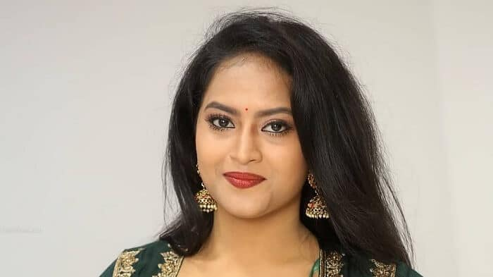 Telugu actress suicide after harassment