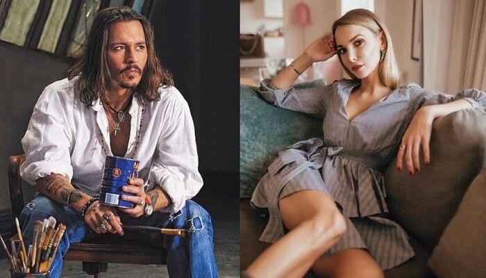 Johnny Depp Dating Sophie Hermann