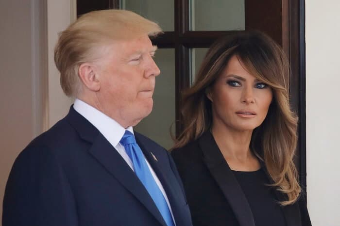Melania to Divorce Trump