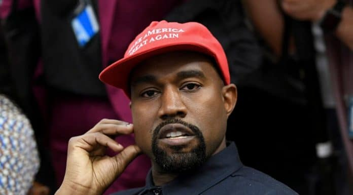 Kanye West Votes for Himself as Next US President
