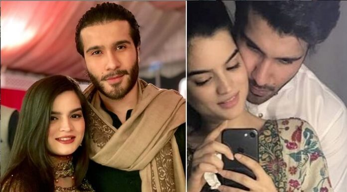 Feroze Khan and Wife Alizey Separated After Two Years of Marriage?