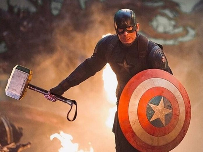 Chris Evans Reacts to the Reports Saying He is Returning as Captain America