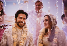 Varun Dhawan and Natasha Dalal Tied the Knot: See the Pics