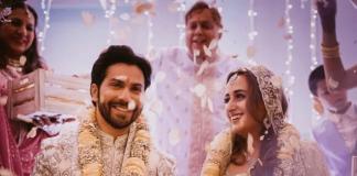 Varun Dhawan and Natasha Dalal Tied the Knot: See the Pics