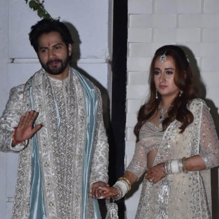 Varun Dhawan wedding pics
