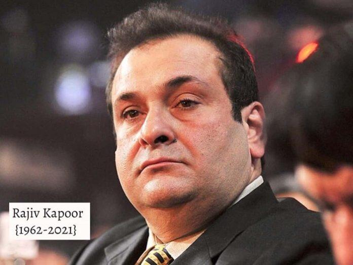 Bollywood Star Rajiv Kapoor Passes Away at 58