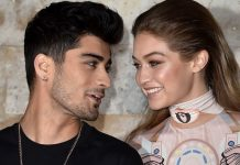 Zayn Malik Says He Watches Bollywood Films with Gigi after Becoming Dad