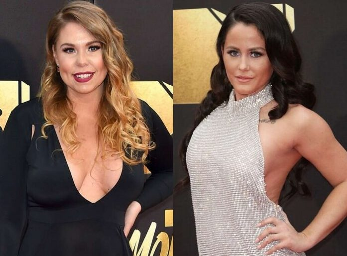 It's Kailyn Lowry's Fault that David Eason Called Her Fat: Jenelle Evans